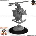 Wild West Exodus (Lawmen) Gyrocopter (Light Support)