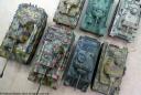 Rubicon Panzer Modelle 4