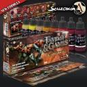 Scale 75 FANTASY AND GAMES range of paints 1