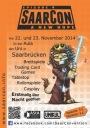Saarcon 2014 Banner