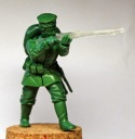 Tsuba Miniatures - German Infantry Ups