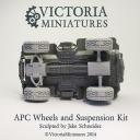 Victoria APC Wheel Suspension Kit 3