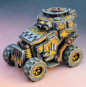 Miniature Scenery BULLET BUGGY 1