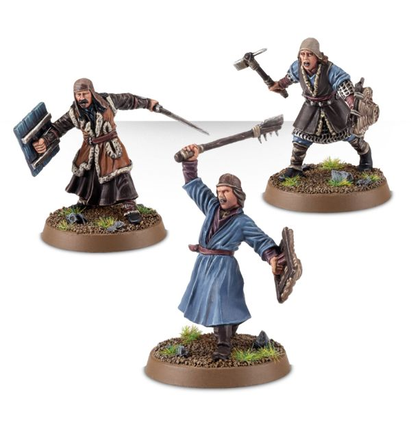 Lord Of The Rings Strategy Game Miniatures
