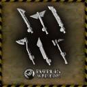 Puppets War Steam Ogre Butchers blades 1