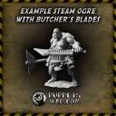 Puppets War Steam Ogre Butchers blades 2