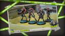 Beasts of War Infinity Unidron Batroids  1