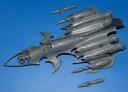 Review Warhammer 40000 Dark Eldar Void Raven Bomber 16