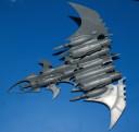 Review Warhammer 40000 Dark Eldar Void Raven Bomber 18