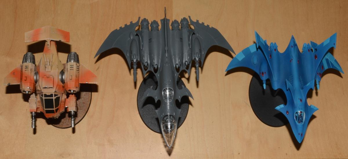 Voidraven dimensions GW_Review-Warhammer-40000-Dark-Eldar-Void-Raven-Bomber-21