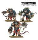 Warhammer Skaven Stormfiends 1