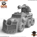 (Mercenary) Flame Truck (Heavy Support) Wild West Exodus 1