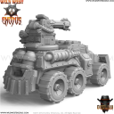 (Mercenary) Flame Truck (Heavy Support) Wild West Exodus 2
