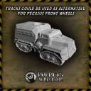 Pupets War Turret platform 2