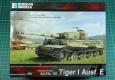 Wenn man sich Panzern aus dem 2. Weltkrieg widmet, muss man auch den bekanntesten unter ihnen auspacken, den Tiger I / SdKfz 181.