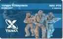 X-Terra Space Force vs Daemonic Kingdom 1