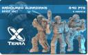 X-Terra Space Force vs Daemonic Kingdom 2
