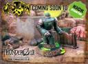 Thunderchild Miniatures_Wasteman Titanotron Preview