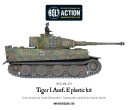 Bolt Action - Tiger I Ausf. E