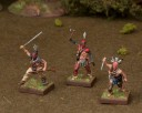 Woodland Indians, Painted by Matthew Leahy 4
