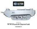 Bolt Action French St-Chamond Tank 3