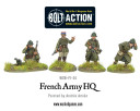 Warlord Games_Bolt Action French Army HQ