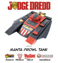 Warlord Games_Judge Dredd Manta Prowl Tank 1