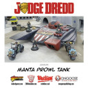 Warlord Games_Judge Dredd Manta Prowl Tank 2