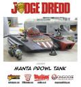 Warlord Games_Judge Dredd Manta Prowl Tank 3
