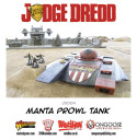 Warlord Games_Judge Dredd Manta Prowl Tank 4