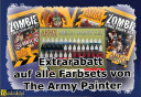 Radaddel Angebot der Woche Army Painter Farbsets