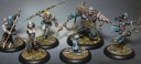 Guild Ball fisherman team