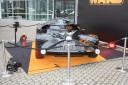 Brückenkopf-Online_Spielwarenmesse 2015 Vader-Car 1