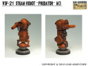 Lead Adventure Steam Robot Predator