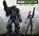 M13 Miniature 13 Kickstarter Teaser 1