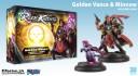 Ninja Divison_Relic Knights Golden Vance