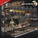 Scale 75 FANTASY AND GAMES Steam and Punk Farbset