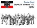 Spartan Games_Dystopian Legions Prussian Empire Grenadier Infantery Pack