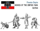 Spartan Games_Dystopian Legions Prussian Empire Heroes of the Empire