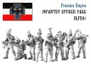 Spartan Games_Dystopian Legions Prussian Empire Infantery Officer Pack
