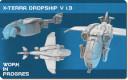 Titan Forge X-Terra Space Force vs Daemonic Kingdom Kickstarter 2