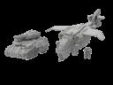 Titan Forge X-Terra Space Force vs Daemonic Kingdom Kickstarter 7