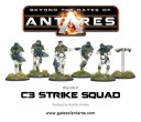 Beyond the Gates of Antares Panhuman Concord C3 Strike Team