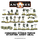 Warlord Games Concord Strike Force starter army deal