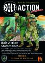 Bolt Action Stammtisch Flyer