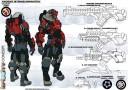 Corvus Belli_Infinity Yaogat Strike Infantry