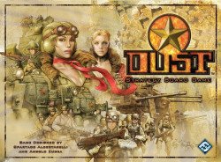Dust Board Game Cover