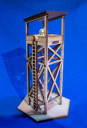 Game Craft Miniatures_15MM GUARD TOWER (MDF) 2