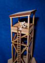 Game Craft Miniatures_15MM GUARD TOWER (MDF) 3