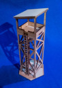 Game Craft Miniatures_20MM GUARD TOWER (MDF) 1